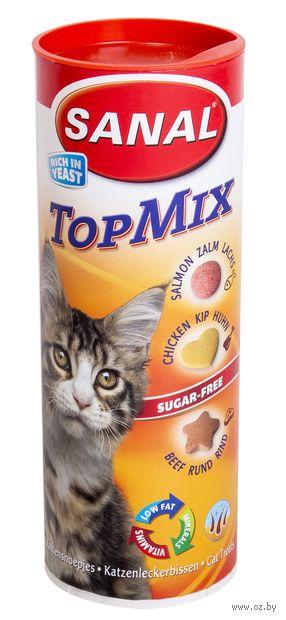 """Витамины для кошек """"Sanal. Тор Mix"""" (400 таблеток, арт. 1045SC)"""