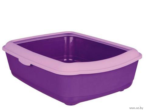 "Туалет для кошек ""Classic"" со съемным ободом для сменных пакетов (47х37х15 см; арт. 40314)"