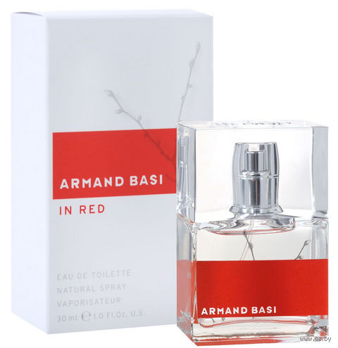 "Туалетная вода для женщин Armand Basi ""In Red"" (30 мл) — фото, картинка"