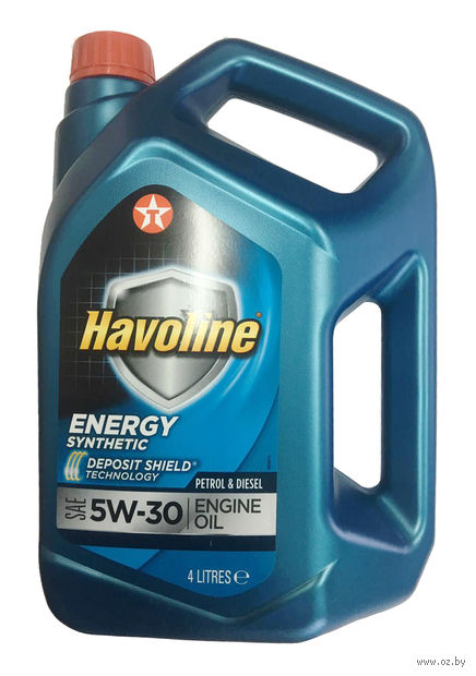 "Масло моторное ""Havoline Energy"" 5W-30 (4 л) — фото, картинка"