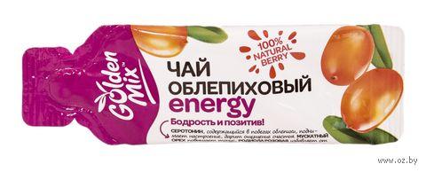 """Чай облепиховый """"Golden Mix. Energy"""" (18 г) — фото, картинка"""