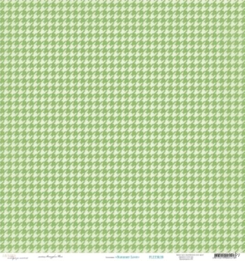 Бумага для скрапбукинга (арт. FLEER119)