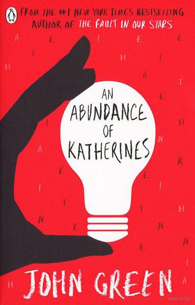 An Abundance of Katherines — фото, картинка