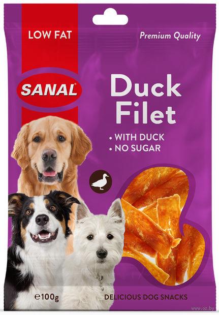 "Лакомство для собак ""Duck Filet"" (100 г) — фото, картинка"