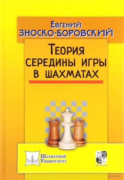 Теория середины игры в шахматах — фото, картинка