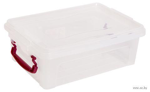 Ящик для хранения с крышкой (2 л) — фото, картинка