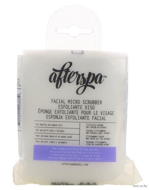"""Мочалка для лица """"Facial Micro Scrubber"""" — фото, картинка"""