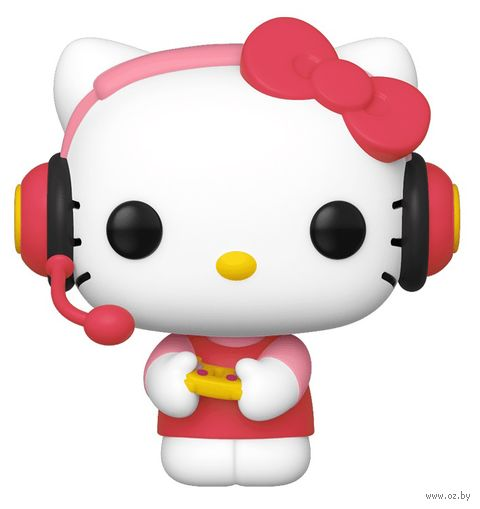"""Фигурка """"Hello Kitty. Gamer"""" (арт. Fun2536) — фото, картинка"""