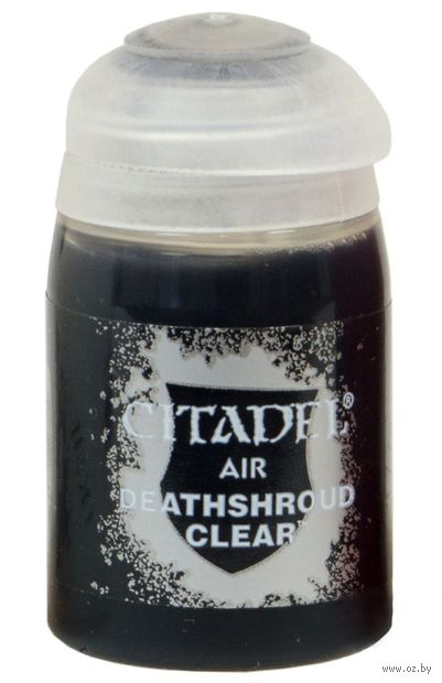 "Краска для аэрографа ""Citadel Air"" (deathshroud clear; 24 мл) — фото, картинка"