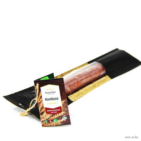 """Колбаса вялено-копченая пшеничная """"Высший Вкус. Таллинская"""" (250 г) — фото, картинка"""