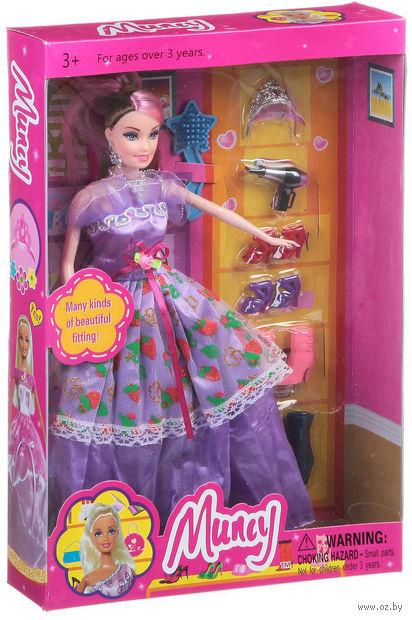 "Кукла ""Muncy"" (с аксессуарами; арт. Д43434)"