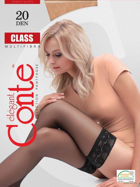 "Чулки женские ""Conte. Class 20"""