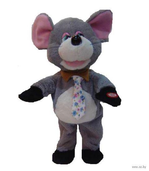 """Мягкая музыкальная игрушка """"Мышонок"""" (31 см)"""