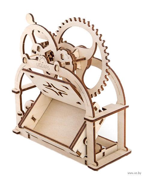 Механическая шкатулка — фото, картинка