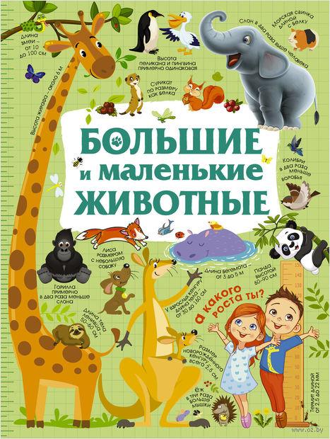 Большие и маленькие животные — фото, картинка
