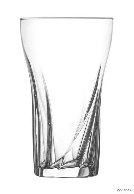 "Стакан стеклянный ""Mario"" (6 шт.; 375 мл) — фото, картинка"