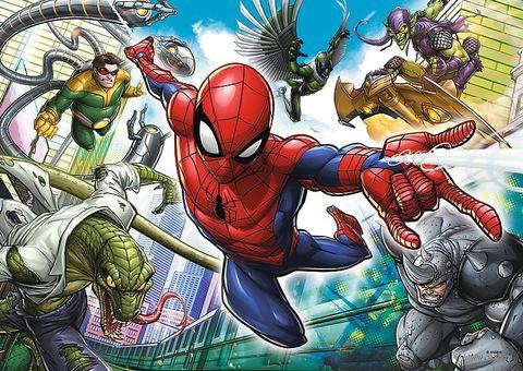 """Пазл """"Человек-паук. Рожденный быть героем"""" (200 элементов) — фото, картинка"""