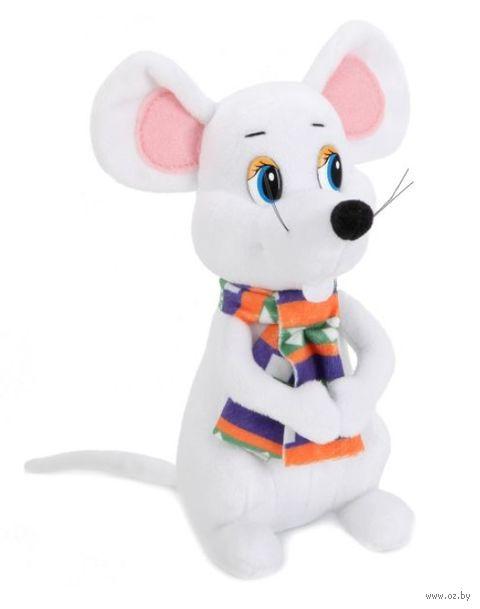 """Мягкая игрушка """"Мышь в шапке"""" (18 см) — фото, картинка"""