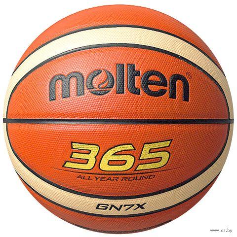 Мяч баскетбольный Molten №7 — фото, картинка