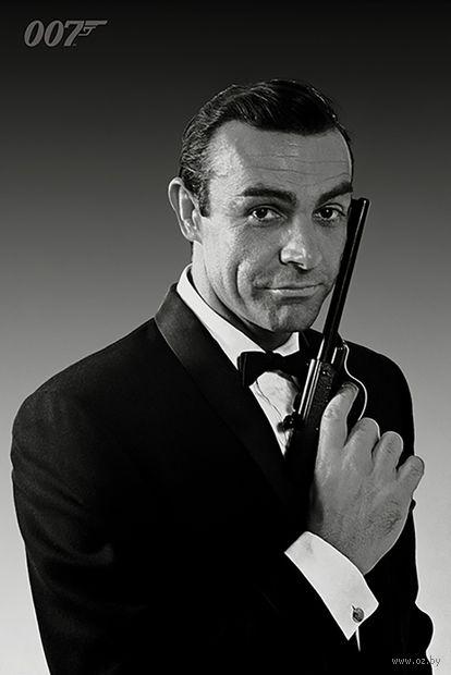 """Постер """"James Bond. Connery Tuxedo"""" — фото, картинка"""