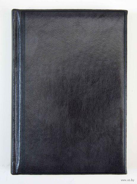 """Ежедневник полудатированный """"Вояж. Мадера"""" (193х100 мм, 360 страниц, синий)"""