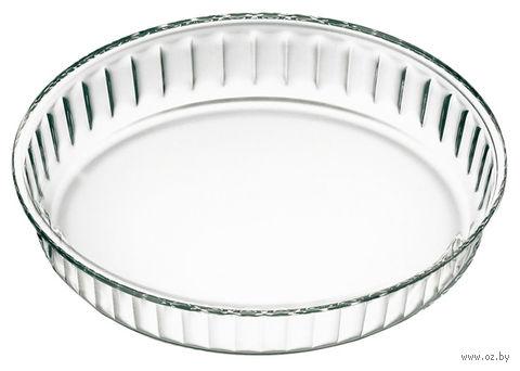 Форма для выпекания стеклянная (280х40 мм) — фото, картинка