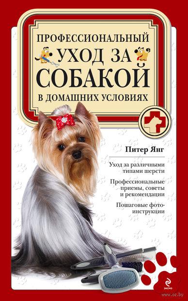 Профессиональный уход за собакой в домашних условиях. Питер Янг