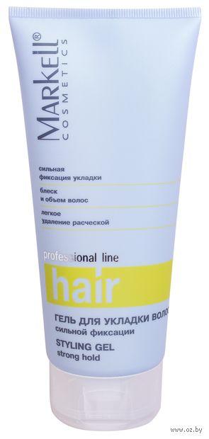 "Гель для укладки волос ""Professional HAIR LINE"" (200 мл)"