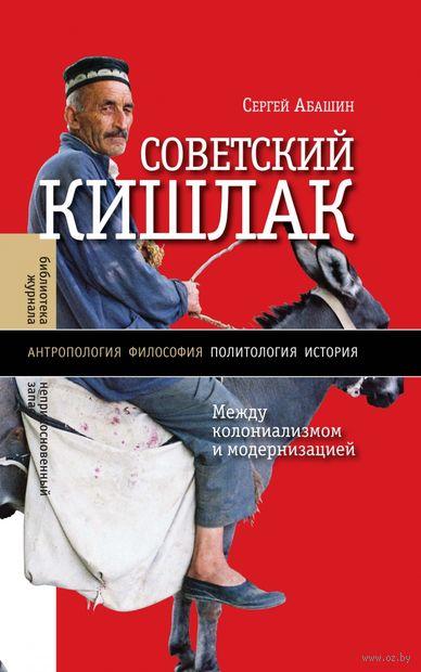 Советский кишлак. Между колониализмом и модернизацией. Сергей Абашин
