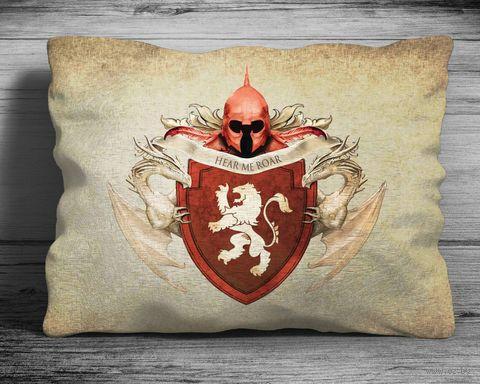 """Подушка """"Game of Thrones"""" (art. 5)"""