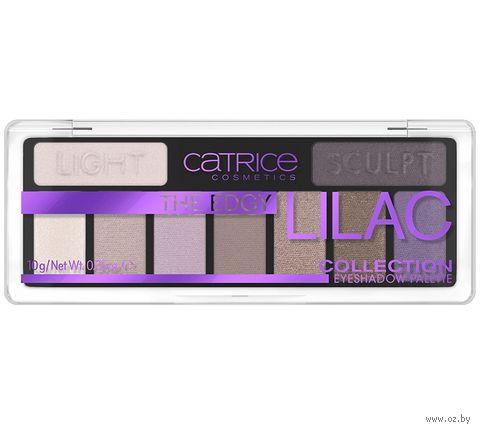 "Палетка теней для век ""The Edgy Lilac"" (9 оттенков) — фото, картинка"
