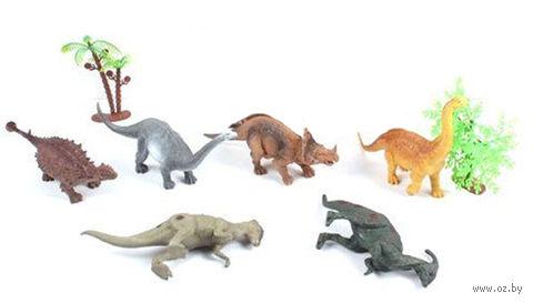 """Набор фигурок """"Долина динозавров"""" (арт. K164S)"""