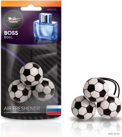 "Ароматизатор подвесной ""Футбол"" (boss; арт. AFFO125) — фото, картинка"