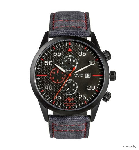 """Часы наручные """"Military"""" (серые; арт. 740297600) — фото, картинка"""