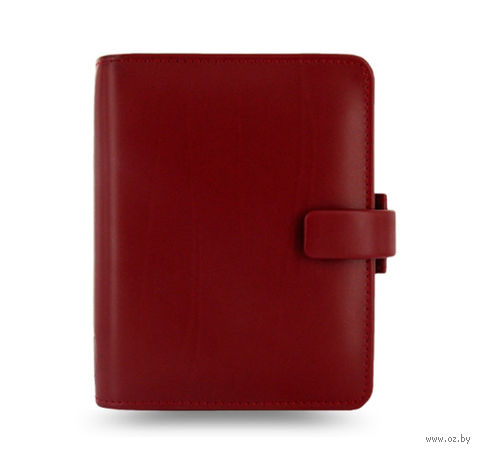 "Органайзер Filofax ""Metropol"" (pocket, red)"