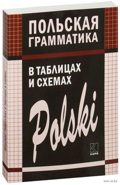 Польская грамматика в таблицах и схемах — фото, картинка
