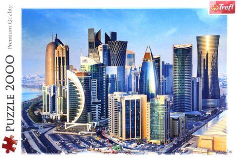 """Пазл """"Катар. Доха"""" (2000 элементов) — фото, картинка"""