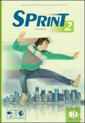 Sprint 2: Workbook (+ CD) — фото, картинка
