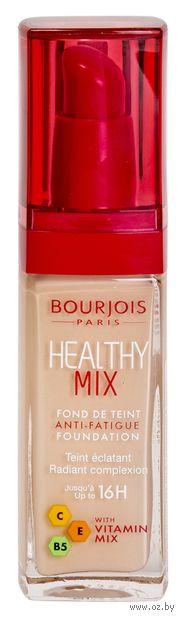 """Тональный крем для лица """"Healthy Mix"""" тон: 52, ваниль — фото, картинка"""