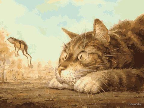 "Картина по номерам ""Охотник"" (400х500 мм) — фото, картинка"