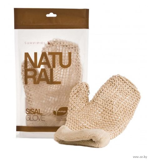 """Мочалка-варежка """"Natural Sisal Glove"""" — фото, картинка"""