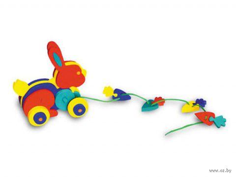 """Развивающая игрушка """"Зайчик"""""""