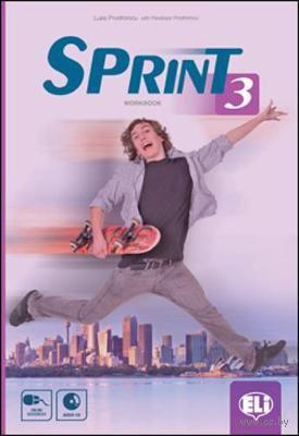 Sprint 3: Workbook (+ CD) — фото, картинка