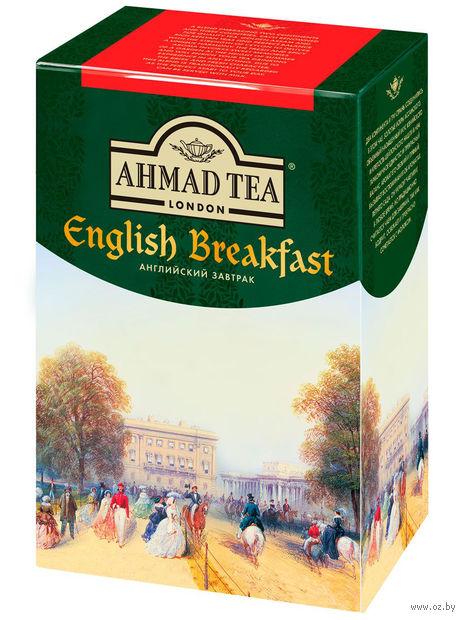 """Чай черный листовой """"Ahmad Tea. Английский завтрак"""" (100 г) — фото, картинка"""