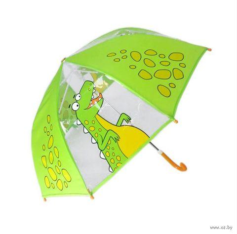 """Зонт-трость """"Динозаврик"""" — фото, картинка"""