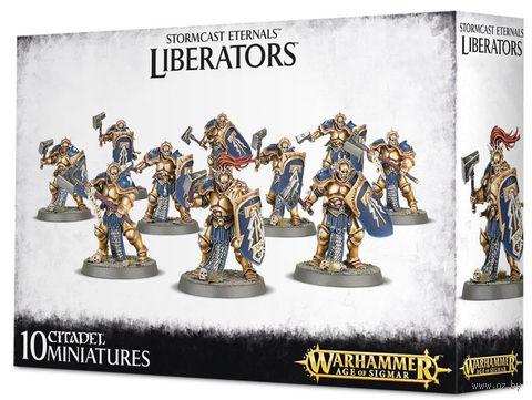Warhammer Age of Sigmar. Stormcast Eternals. Liberators (96-10) — фото, картинка