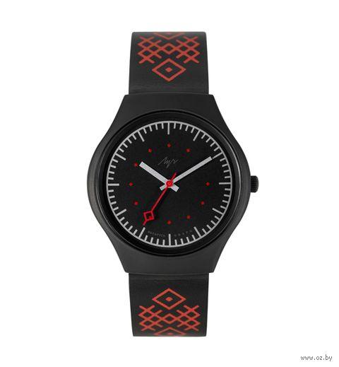 """Часы наручные """"Вышиванка"""" (чёрные; арт. 275481720) — фото, картинка"""