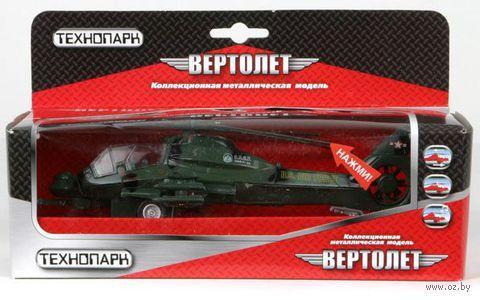 """Модель вертолета """"Военный вертолет"""""""