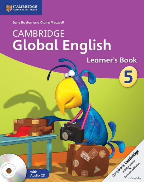 Cambridge Global English. Stage 5. Learner`s Book (+ 2 CD) — фото, картинка