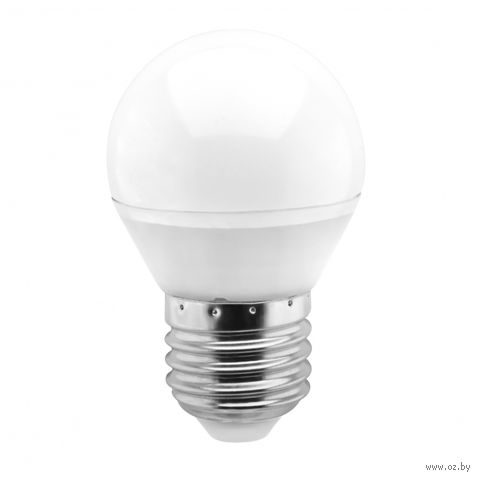 Лампа Светодиодная (LED) Smartbuy-G45-07W/3000/E27